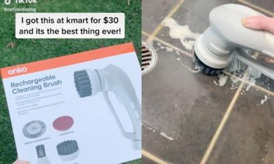 Shoppers fight to get new Kmart cleaning gadget