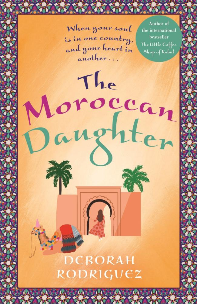 Rodriguez's book, 'The Moroccan Daughter', will be on sale next year. Picture: Supplied