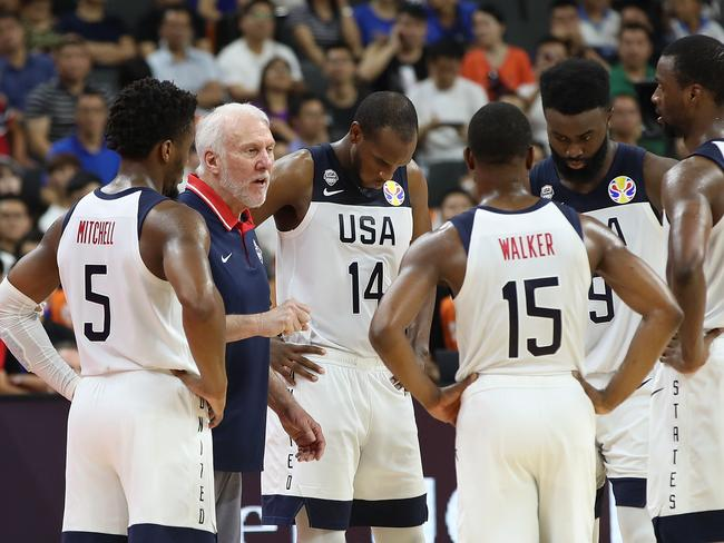 World reacts to Team USA's shock exit