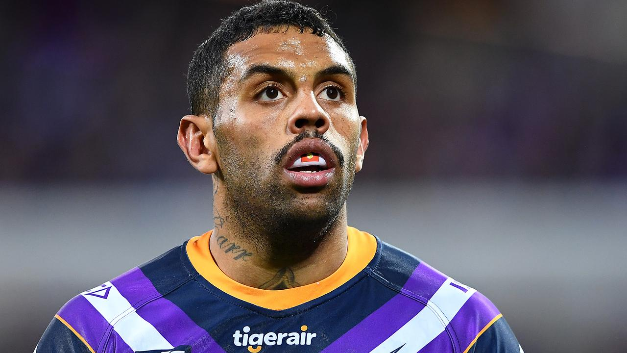 Josh Addo-Carr has asked to leave the Storm