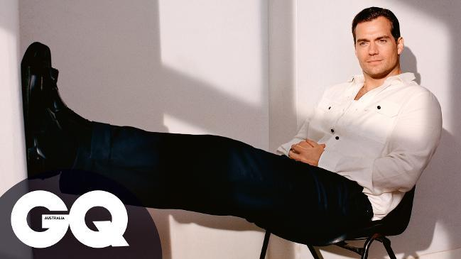 Go Behind The Scenes Of The Henry Cavill GQ Covershoot