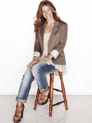 Writer Kimberly Martin.