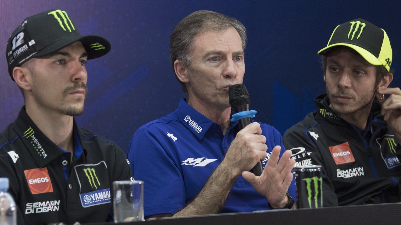 Lin Jarvis has tried to keep everyone happy at Yamaha.