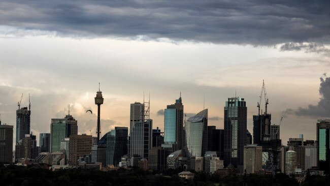 NSW has seen a sharp increase in cases overnight, with 163 new infections reported in the past 24 hours. Picture: Getty Images