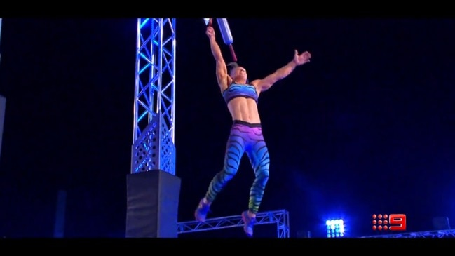 Australian Ninja Warrior is back