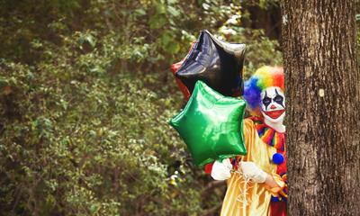 A fond look back at the creepy clowns of 2016
