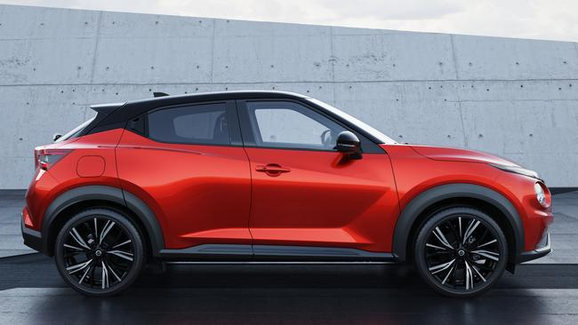 Nissan's new game-breaking SUV