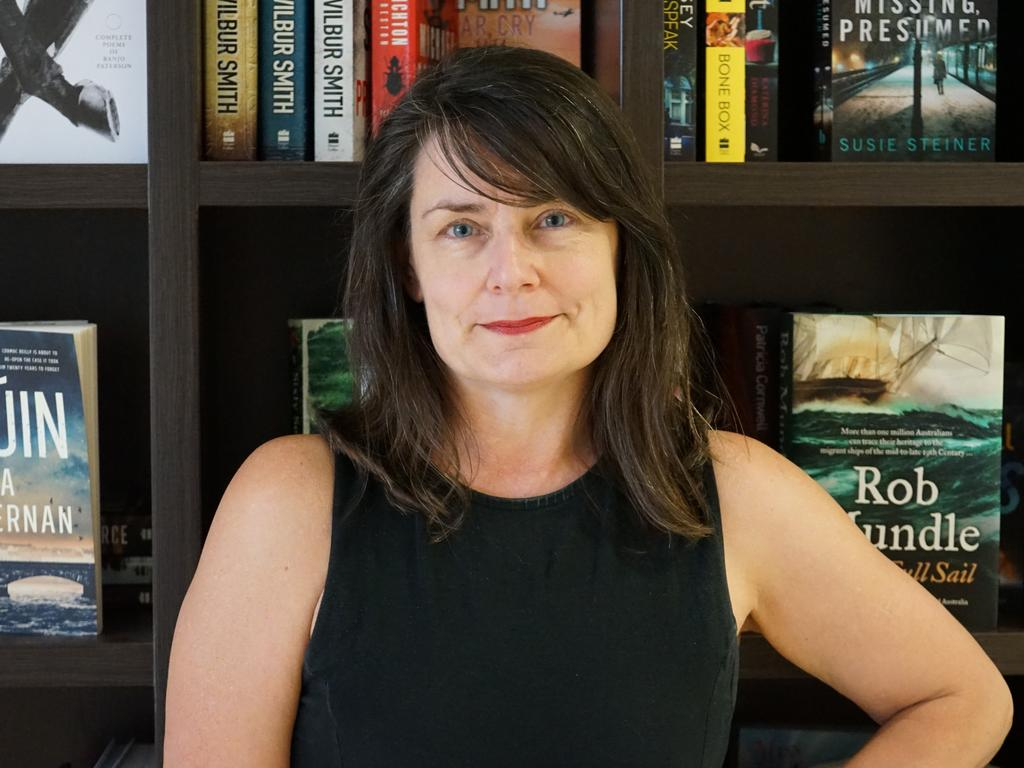 Catherine Milne - HarperCollins Head of Fiction.