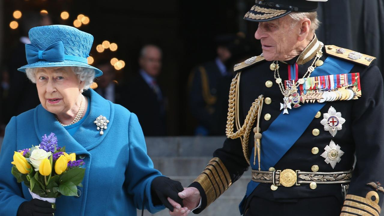 Details of Philip's will are being kept secret to protect the 'dignity' of his wife, Queen Elizabeth II. Picture: Chris Jackson/Getty Images
