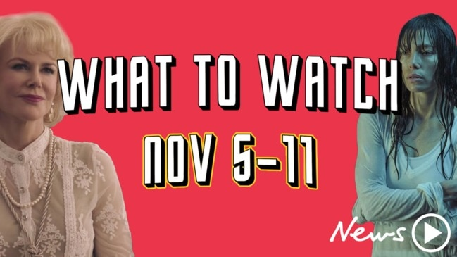 What To Watch: November 5 - 11 - Streaming, TV & In Cinemas