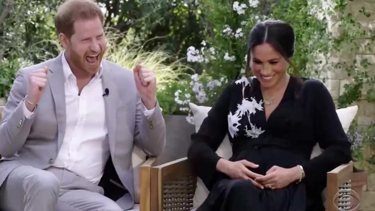 Meghan is actually meant to be a fun boss. Picture: CBS