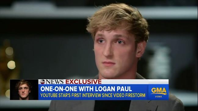 YouTube star Logan Paul speaks out after controversial video