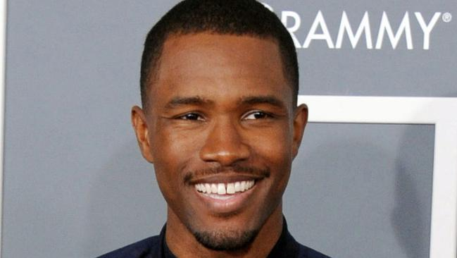 Frank's new album is a smash — but those at his record label are 'infuriated'. Picture: Jordan Strauss/Invision/AP, File