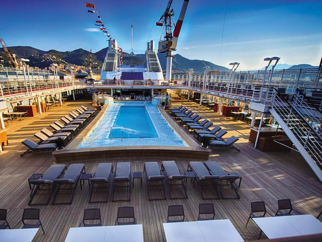 SILVER MUSE   Silversea Cruises will offer its newest ship Silver Muse – sailing between Sydney and Auckland for a number of itineraries that include the northeast coast of Australia, New Zealand and several maiden calls in the South Pacific.