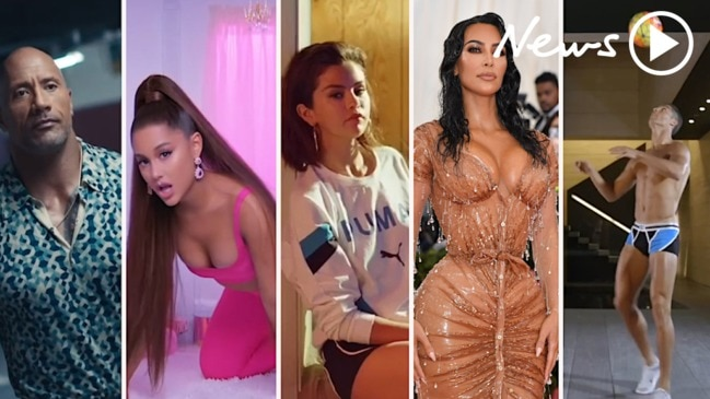 Top 5 Instagram celebs