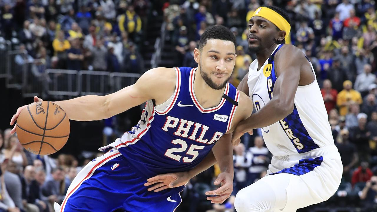 Ben Simmons has been at the heart of plenty of trade rumours.