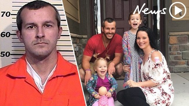 The chilling timeline of killer dad Chris Watts