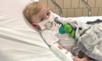 Toddler battling COVID-19 can't shake fever for two weeks