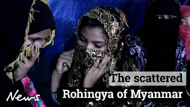 The scattered Rohingya of Myanmar