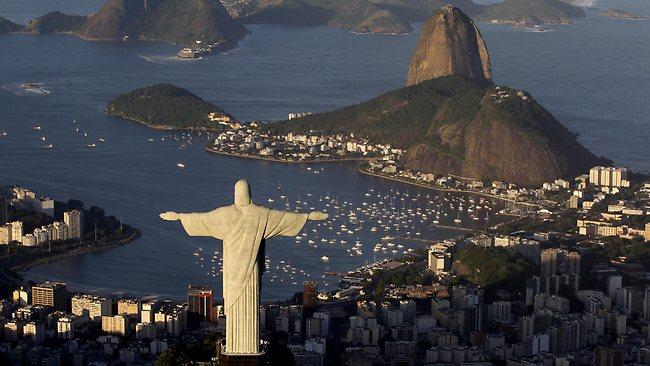 Brazil Rio World Heritage