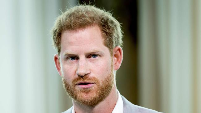 The BBC apologises for publishing an image of Prince Harry from a neo-Nazi website
