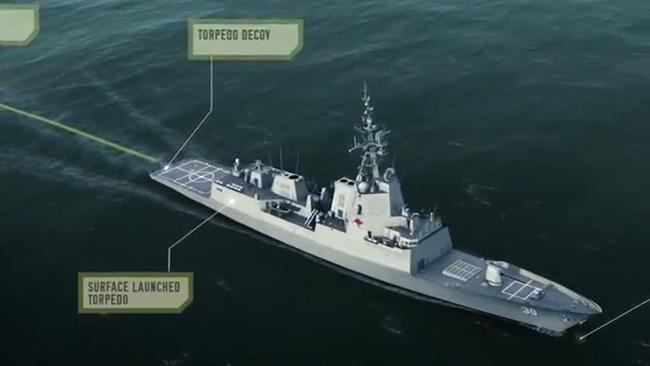 Inside our Air Warfare Destroyers