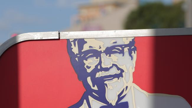 Colonel Sanders would be shaking his head right now.