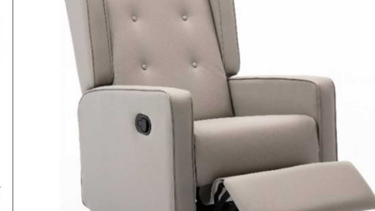 Product Safety Australia has recalled a popular Aldi recliner chair over safety fears.