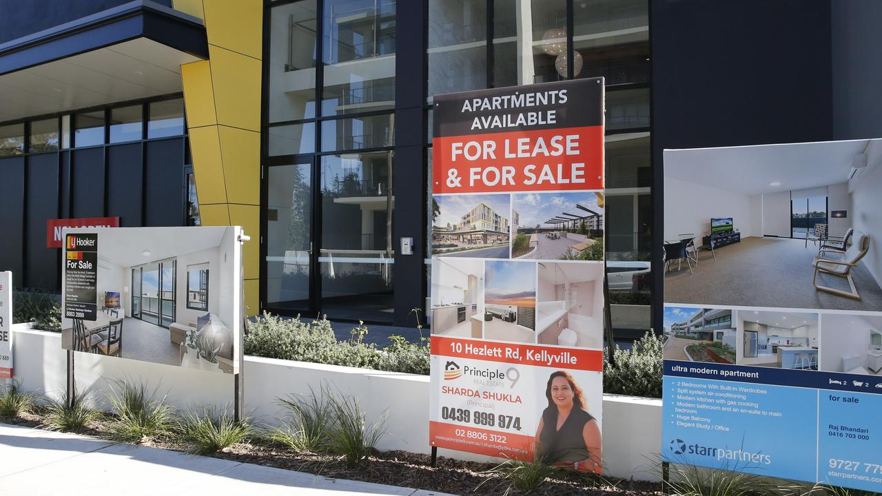 Nearly 4 per cent of all Sydney rentals are empty. Picture: David Swift.