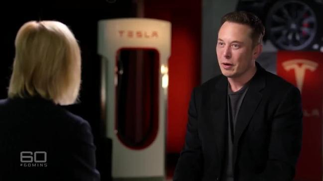 Elon Musk on why Australia is so perfectly placed for renewable power