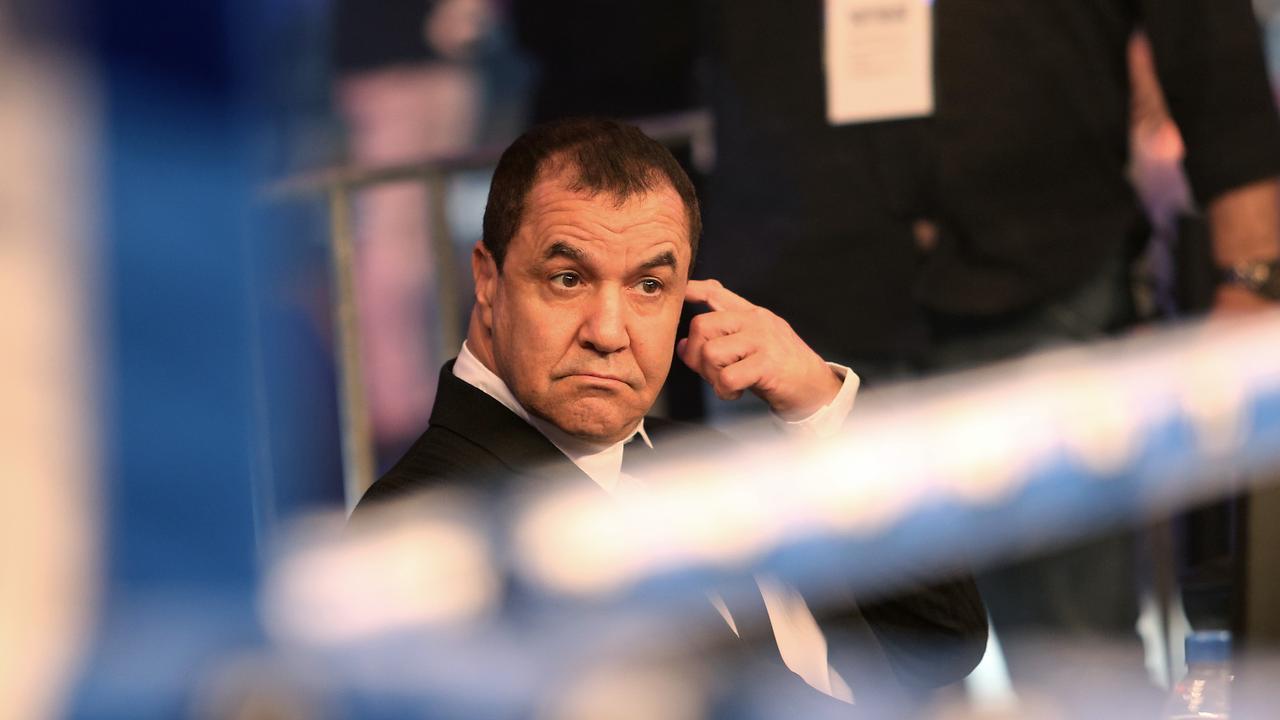 Jeff Fenech says Stevie Spark will be tougher than Michael Zerafa. Picture: NCA NewsWire