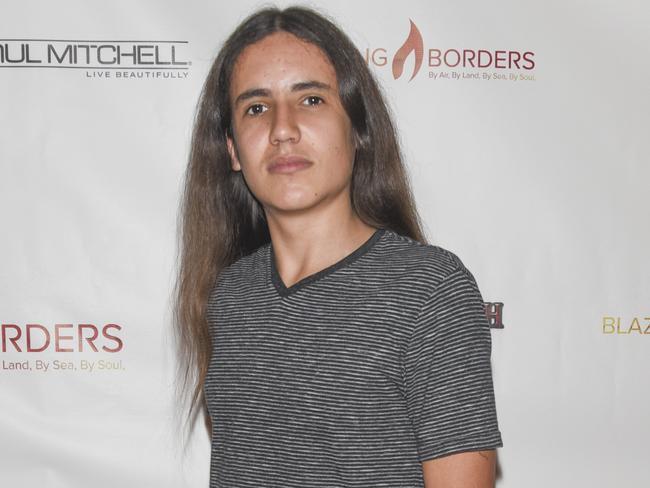 Xiuhtezcatl Martinez. Picture: Michael Bezjian/WireImage