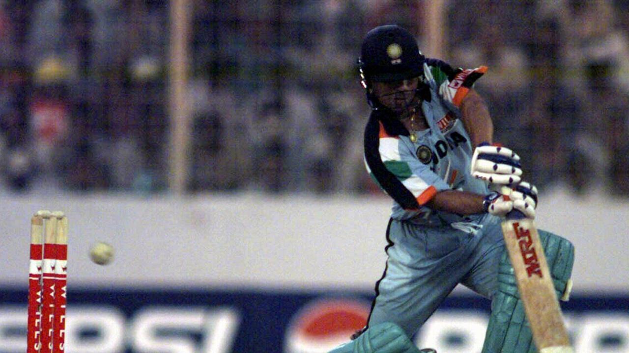Sachin Tendulkar dealt world no.1 Australia an ODI lesson it wouldn't soon forget.