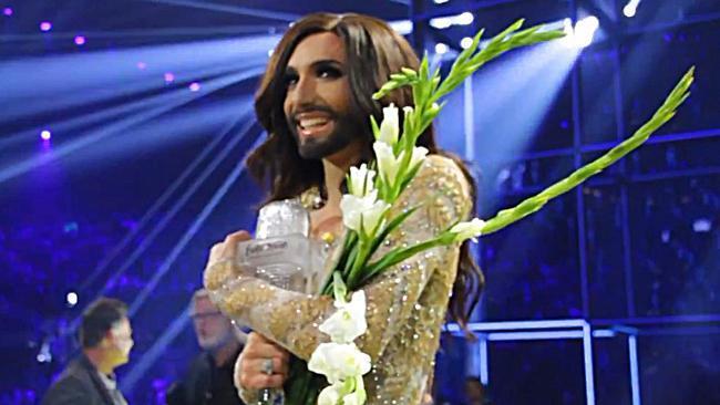 Austria wins Eurovision