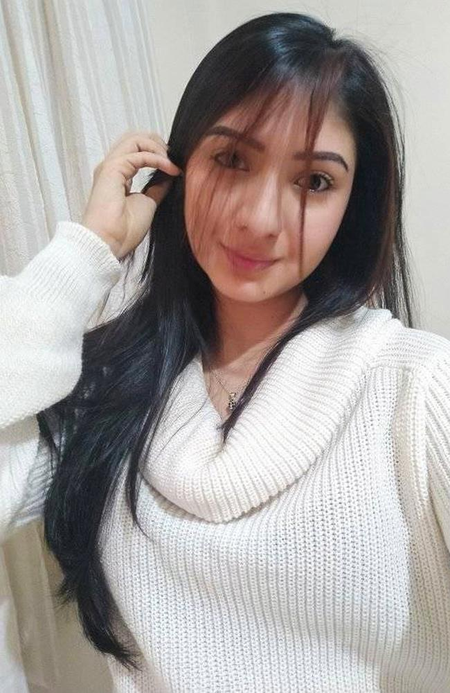 Yecenia Morales, 25, died of cardiac arrest after jumping when she allegedly misunderstood the instructions intended for her boyfriend and jumped without equipment. Picture: Newsflash/australscope