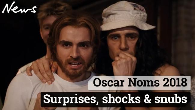 Oscar Noms 2018 - Surprises, shocks and snubs
