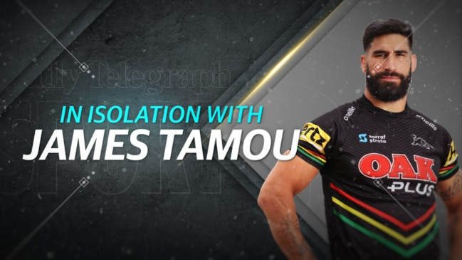 In Isolation with James Tamou