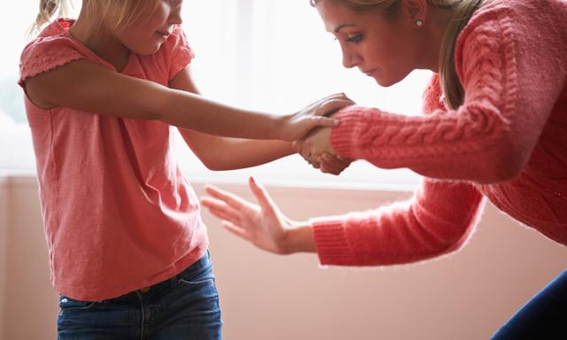 Smacking children increases their chances of being involved in partner violence