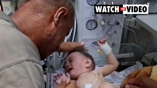 Miracle baby survives after family killed