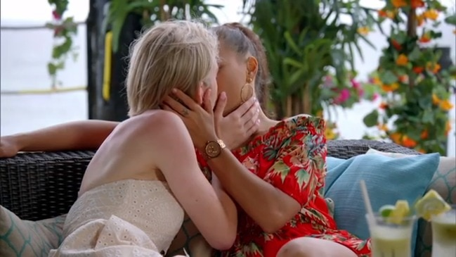 Alex and Brooke's Bachelor in Paradise date