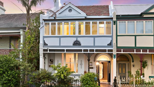24 Marshall St, Petersham goes to auction on Saturday, April 1, at 12.15pm.