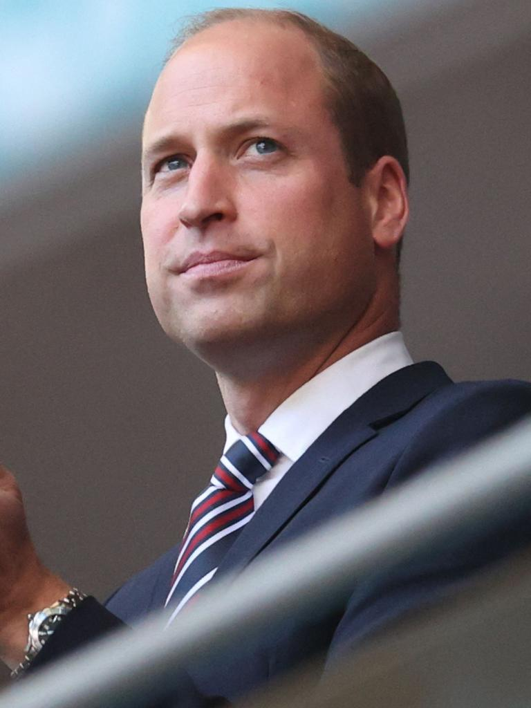 Brother Prince William will no doubt be cheering from the sidelines. Picture: Catherine Ivill/Pool/AFP