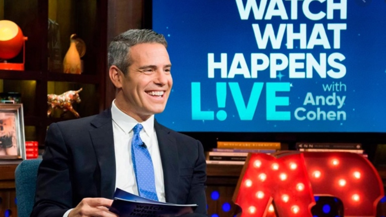 Watch What Happens Live: Where celebs say … a little too much.