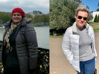 From 'good Italian mumma' to charity boxer, how Maria dropped 70kg in 2 years.