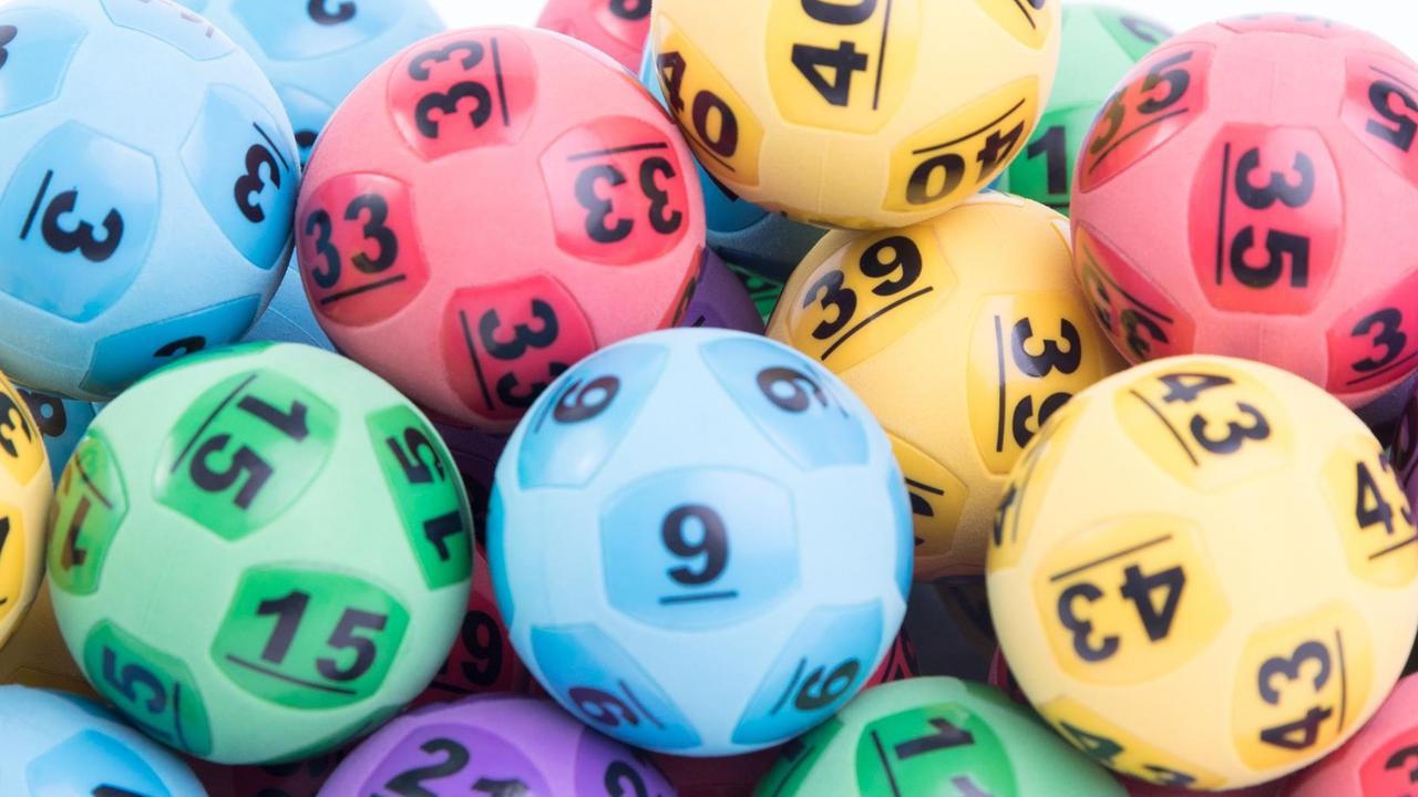 The Lotto winner always buys a QuickPick from the same place and leave his tickets in a drawer. Picture: Supplied