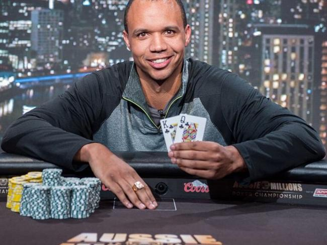 Phil Ivey has made several appearances at the Aussie Millions Poker Championship.