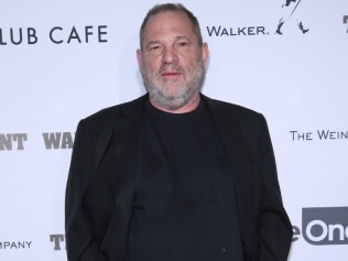 What do we do about Harvey Weinstein's movies? Image: Getty
