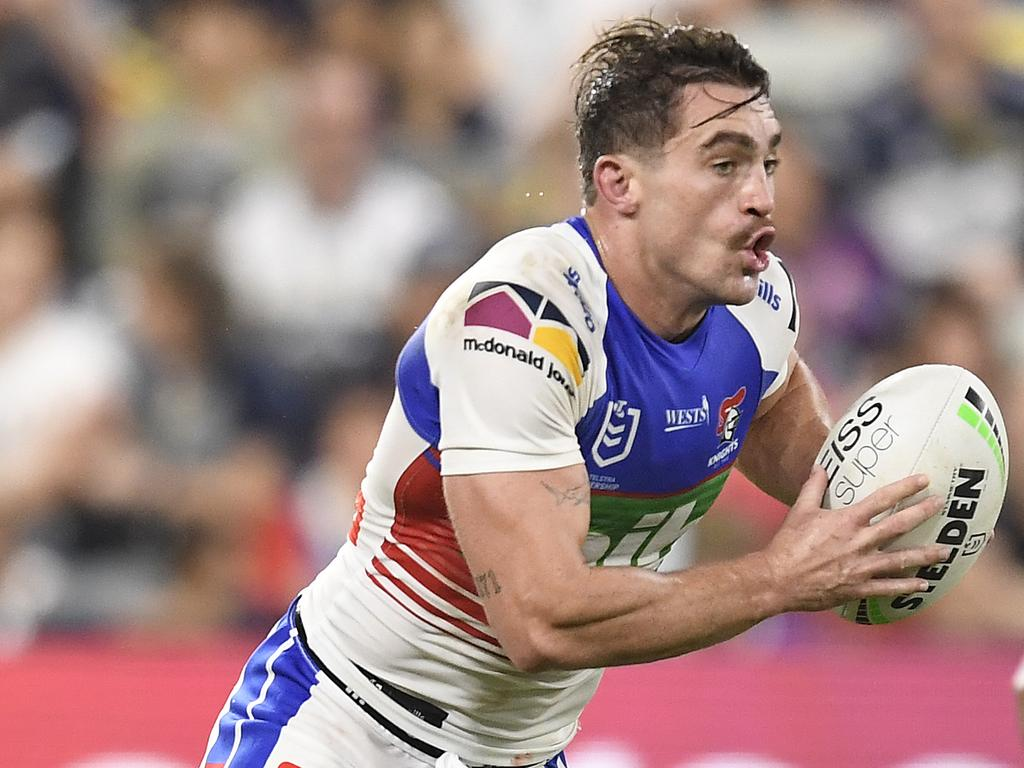 Watson will return to the club where he started his NRL career. (Photo by Ian Hitchcock/Getty Images)