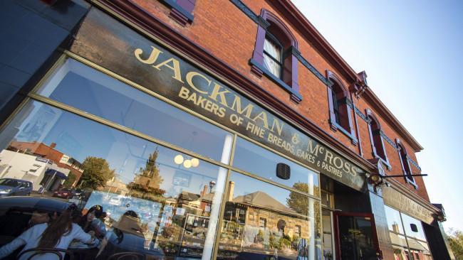 Jackman and McRoss cafe. Picture: Tasmania Tourism