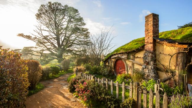 Explore the home of Middle-earth, New Zealand.